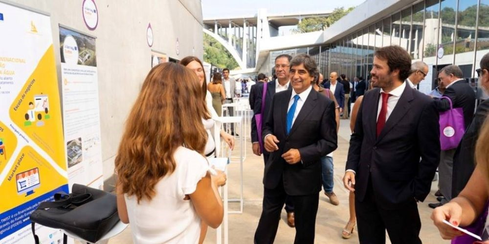 Secretary of State for the Environment of Portugal met the TWIST Project