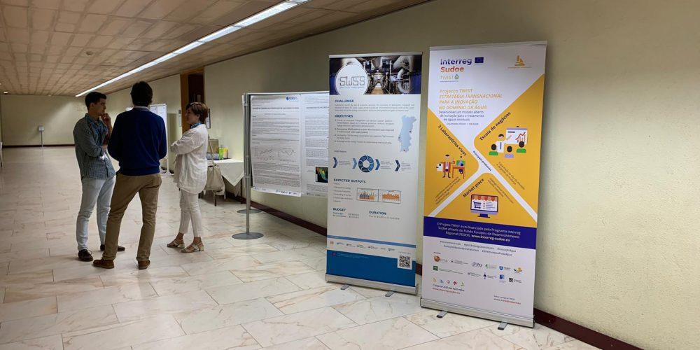 Projecto TWIST presente no XVI SEREA em Lisboa
