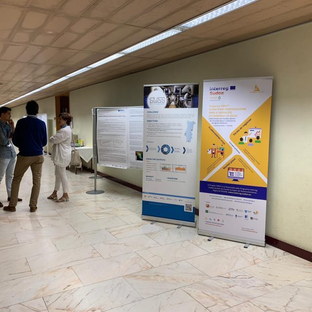 TWIST project present at XVI SEREA in Lisbon