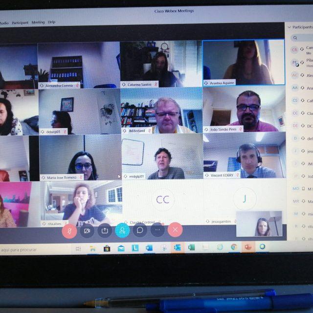 TWIST Videoconference Meeting
