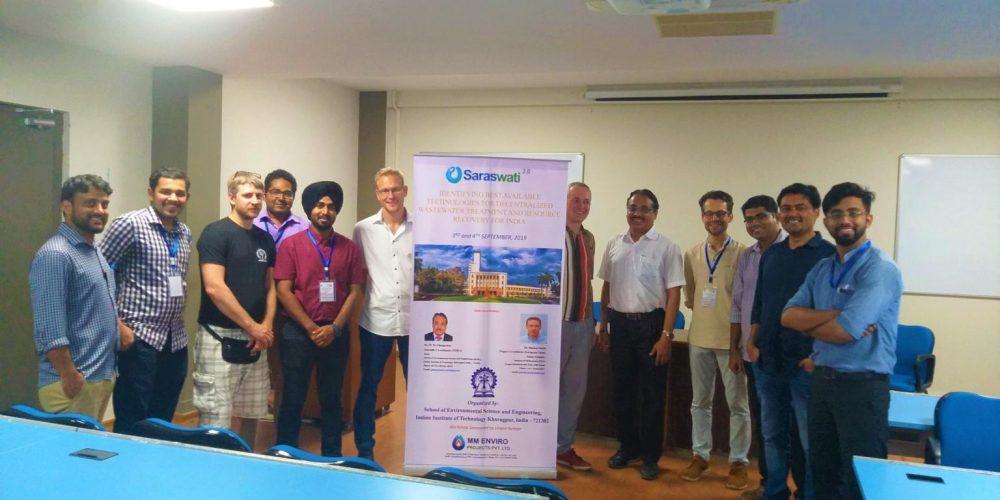 TWIST synergies with Saraswati 2.0 project