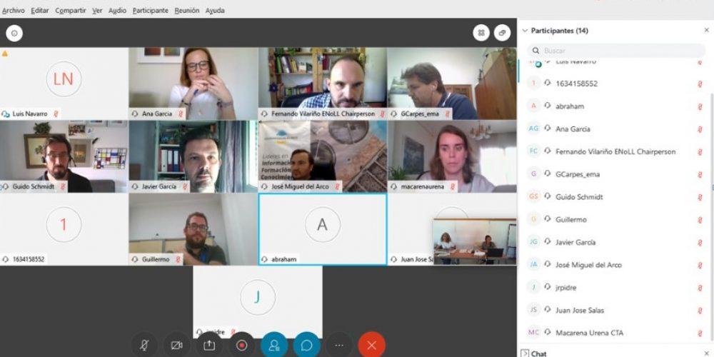 CENTA holds a workshop to define Spanish Living Lab