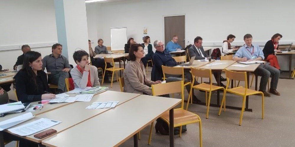 Limoges acogió el taller de co-creación LaViSO