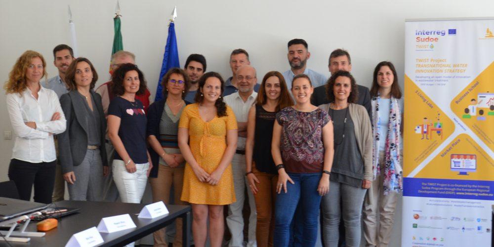 3rd Meeting of TWIST partners is held in Lisbon