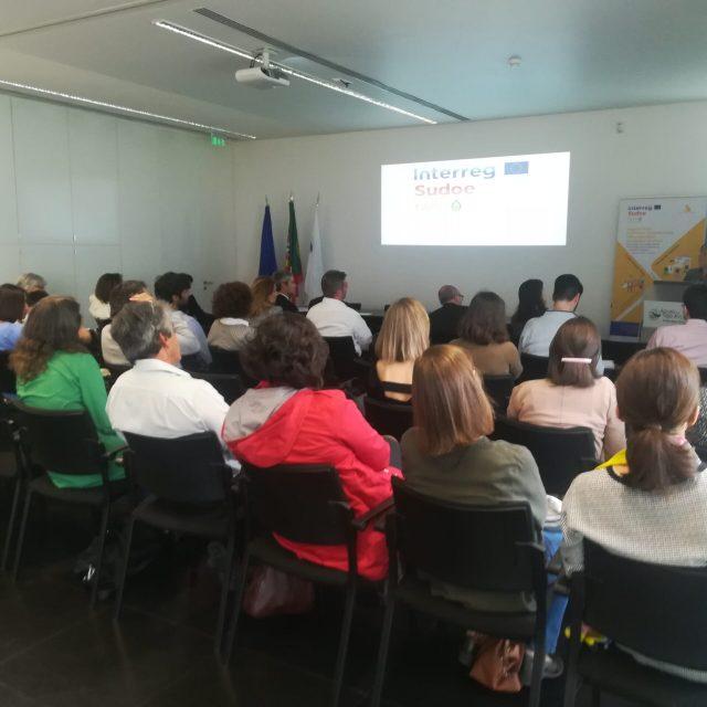 Atelier pour le laboratoire vivant Lisbonne – 6 juin 2019, Alcântara