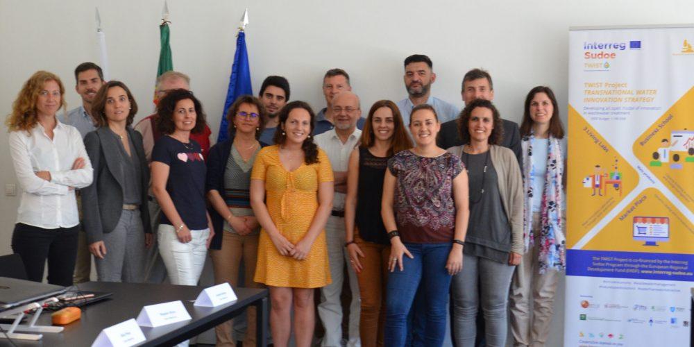 Troisième réunion des partenaires TWIST à Lisbonne